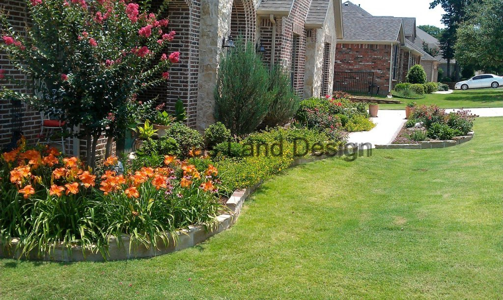 Landscaping texas land design for Land design landscaping